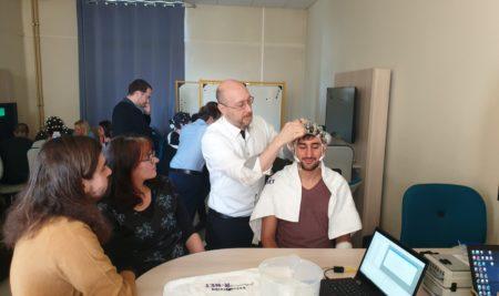Les ateliers thématiques 2019 EEG – fNIRS – LSL à l'École de l'air les 10 et 11 octobre